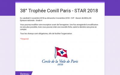 38° Trophée Conill Paris – STAR 2018