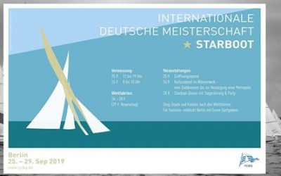 International Deutsche Meisterschaft der Starboot-Klasse