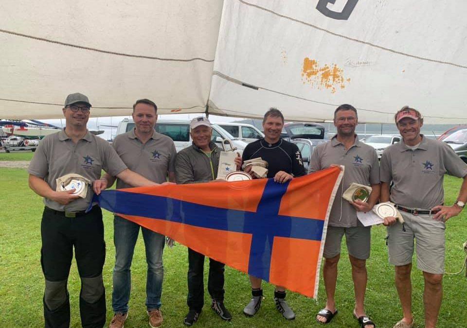 Als einziges VDS Team kommen Heiko Winkler und Uwe Thielemann in Malente bei der…