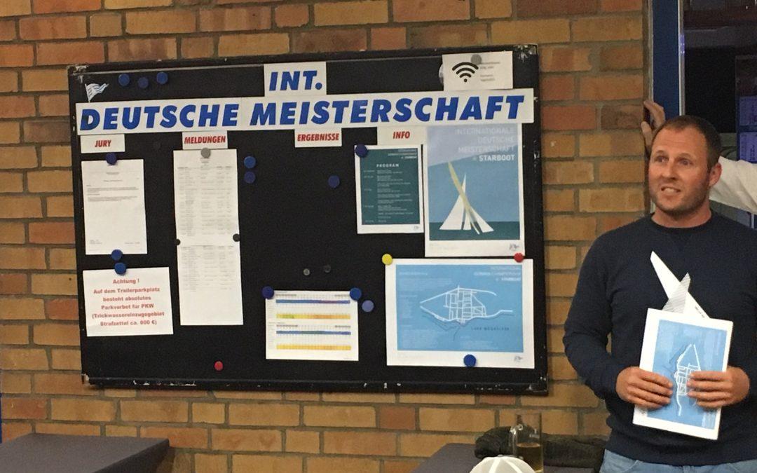 Starboot IDM Eröffnung am Yacht Club Berlin-Grünau e.V. mit Robert Stanjek & Tea…