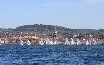 Info vom Bodensee, Starbootflotte Überlingersee – Hubert Merkelbach und Alexande…